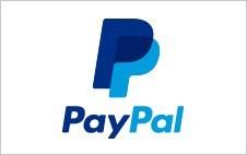 Pagamenti sicuri e garantiti con Paypal.